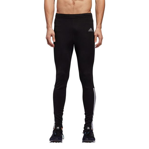 adidas Running 3 Stripe Tights