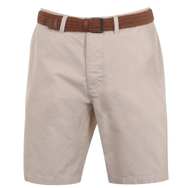 Pierre Cardin Oxford Chino Shorts Mens