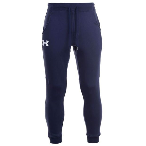 Under Armour Armour Rival Fleece Tracksuit Bottoms Mens