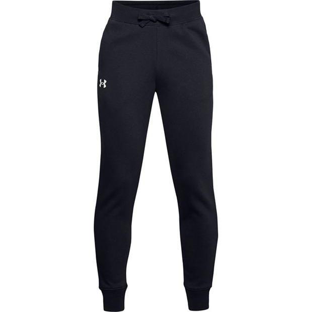 Under Armour Logo Fleece Jogging Pants Junior Boys
