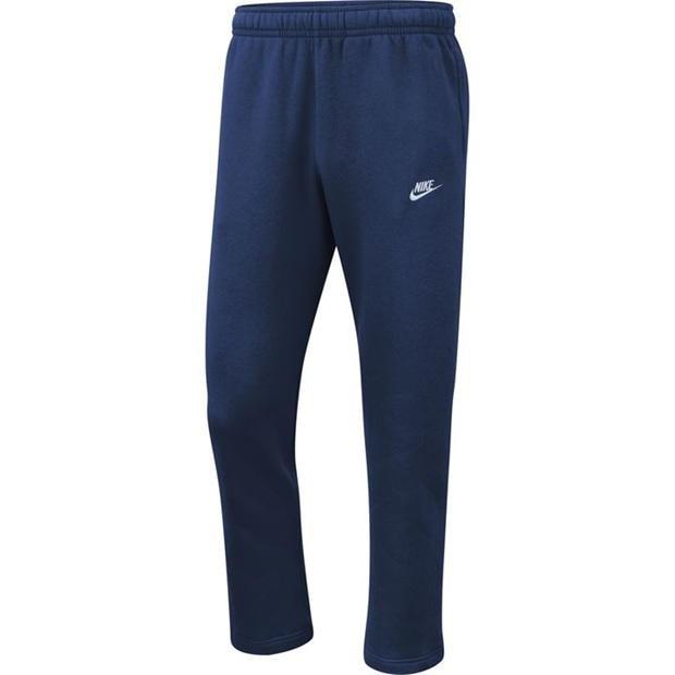 Nike Open Hem Sweatpants Mens
