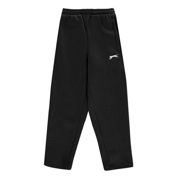 Slazenger Open Hem Fleece Pants Junior Boys