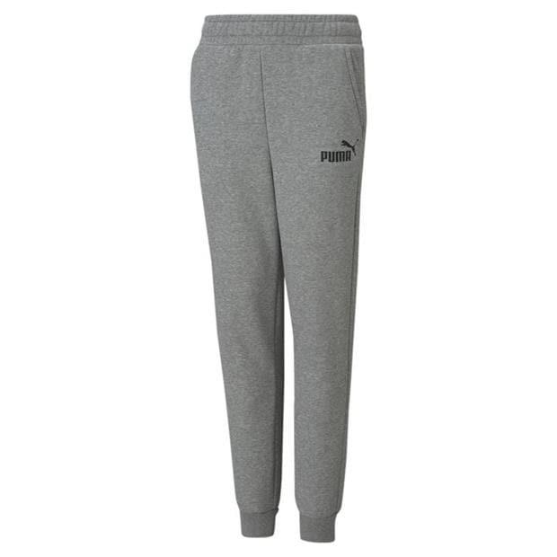 Puma Tapered Fleece Pants Junior Boys