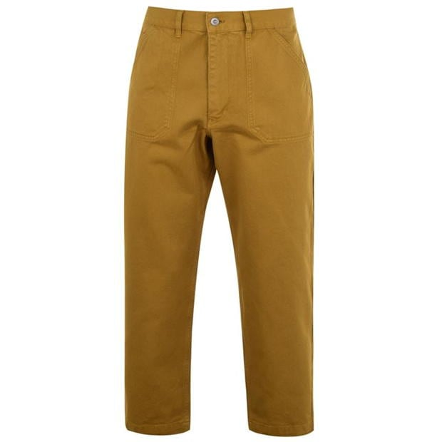 Albam Utility Loose Fit Work Trousers