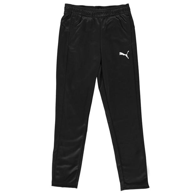 Puma Tapered Tracksuit Bottoms Junior Boys