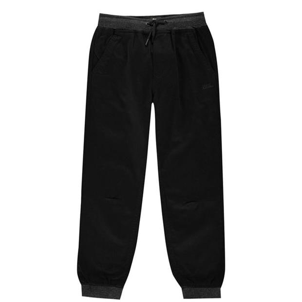No Fear Ribbed Waistband Chinos Junior Boys