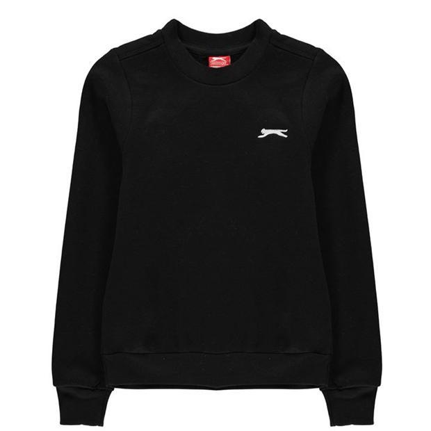 Slazenger Fleece Crew Sweater Junior Boys