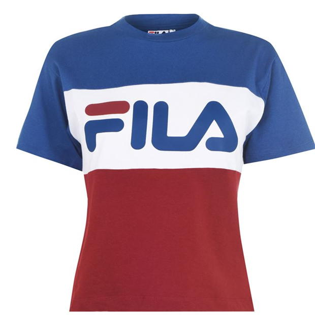 Fila Allis T Shirt Ladies