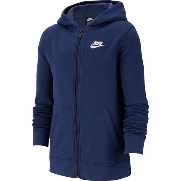 Nike Fundamentals Full Zip Hoody Juniors