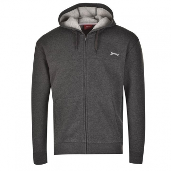 Slazenger Full Zip Hoody Mens (S)