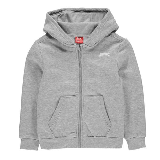 Slazenger Full Zipped Hoody Junior