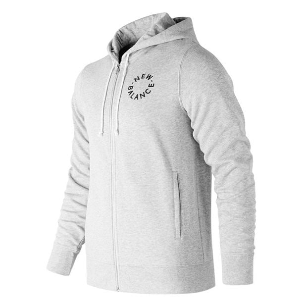 New Balance Full Zip Hoody Mens