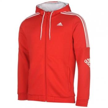 АКЦИЯ: скидка 30% от стоимости! adidas Three Stripe Logo Hoodie (XL)