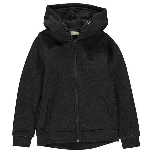 Firetrap Zip Hoody Junior Boys