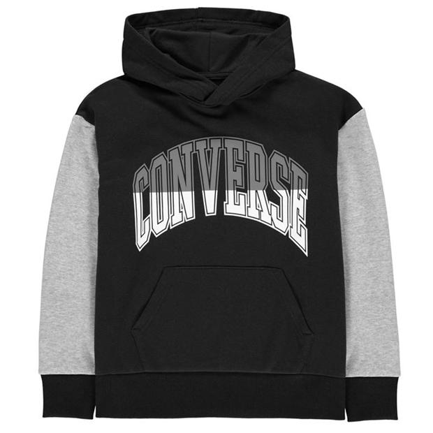 Converse Block Hoodie Junior Boys