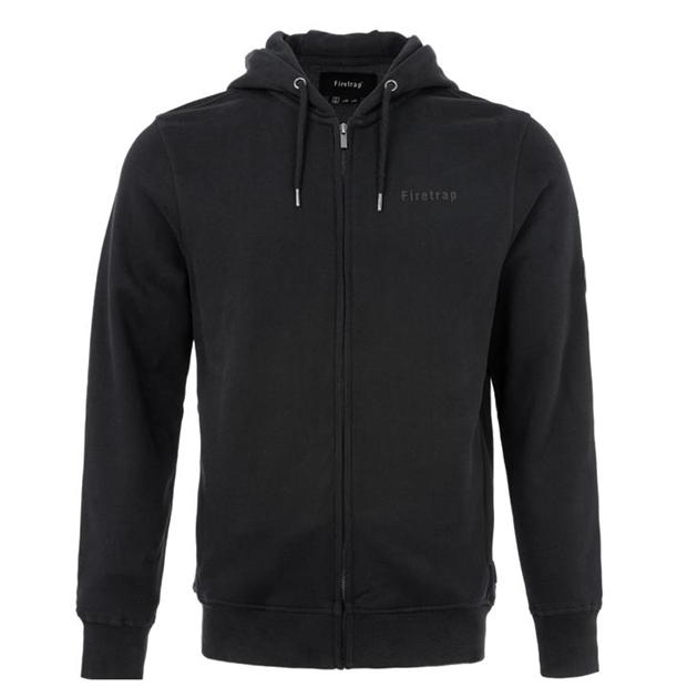Firetrap Brunel Full Zip Hoody Mens