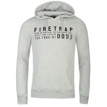 Firetrap Ivory Hoodie XXXL