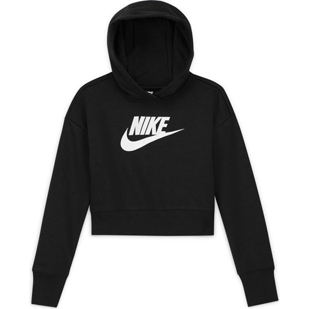 Nike Club Crop Hoody JG00