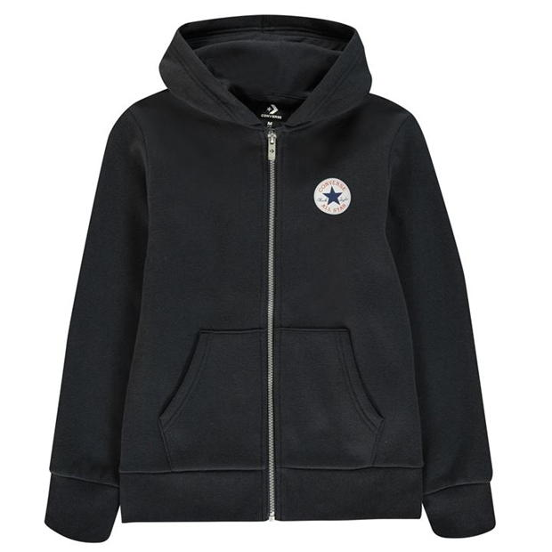 Converse Chuck Zip Jacket Junior Boys