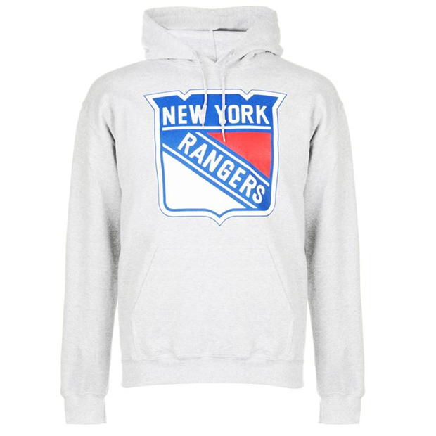 NHL Club Logo Hoody Mens