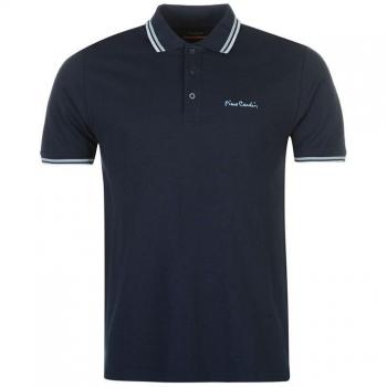 Pierre Cardin Cardin Tipped Polo Shirt Mens XL