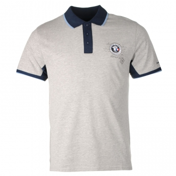 Pierre Cardin Badge Polo Shirt Mens (L)