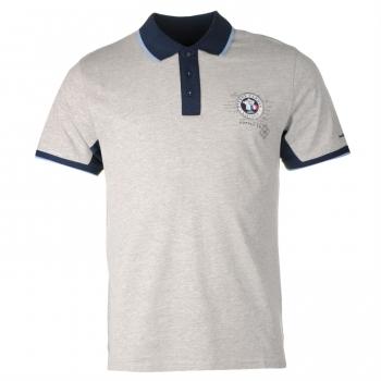 Pierre Cardin Badge Polo Shirt Mens (L)