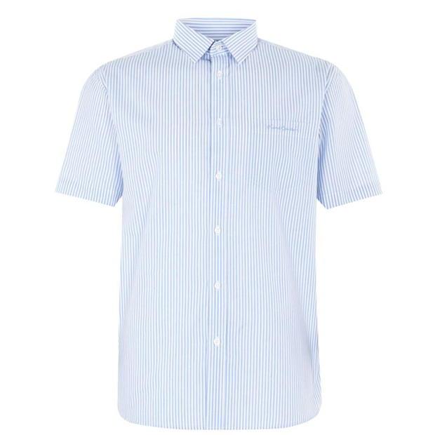 Pierre Cardin Short Sleeve Shirt Mens