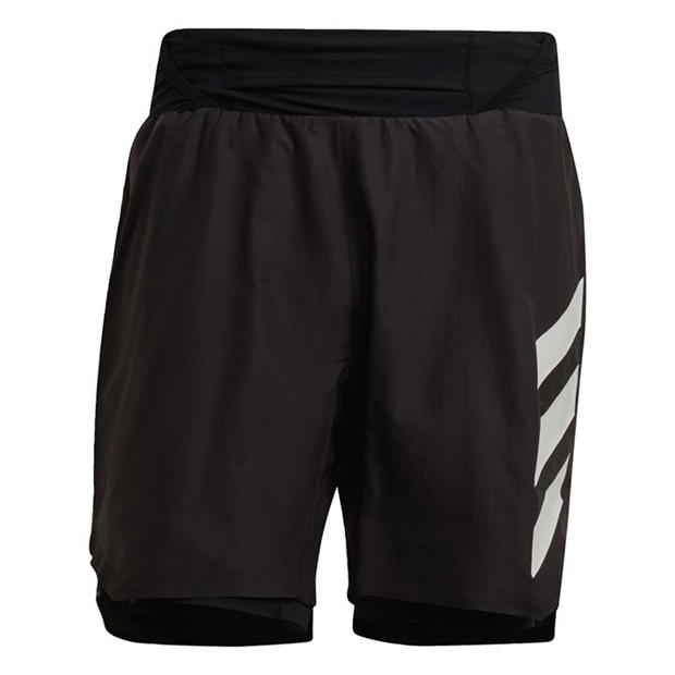 adidas Terrex Agravic Two-in-One Shorts Mens