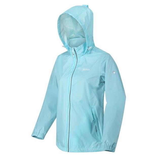 Regatta Womens Pack It III Waterproof & Breatble Jacket