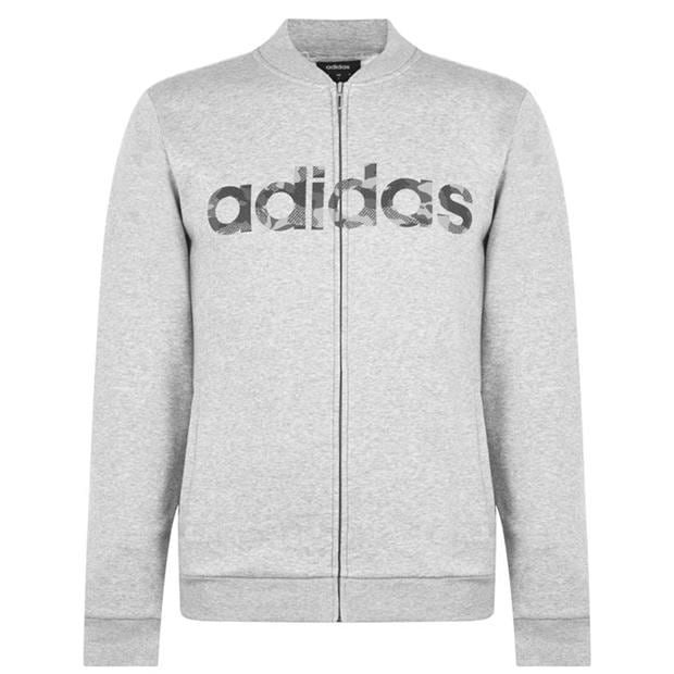 adidas Linear Tracksuit Jacket Mens