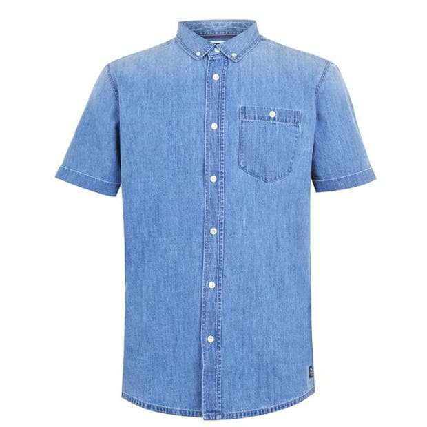 SoulCal Denim Shirt Mens
