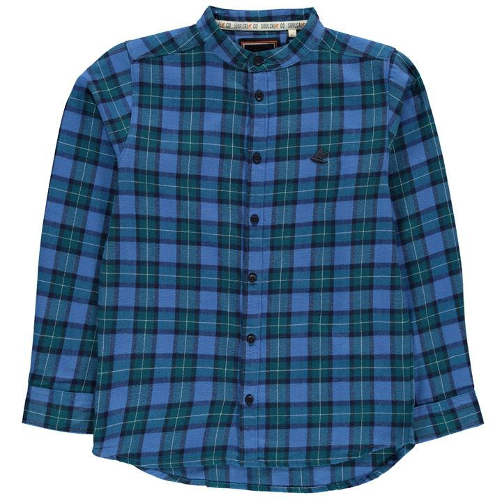 SoulCal Woven Shirt Junior Boys