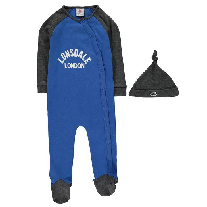 Lonsdale Sleepsuit Baby84