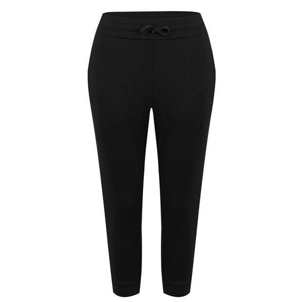 LA Gear Three Quarter Interlock Pants Womens