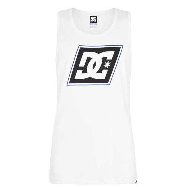 DC Slant Logo Tank Top