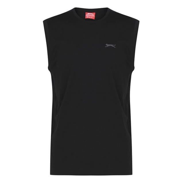 Slazenger Sleeveless T Shirt Mens