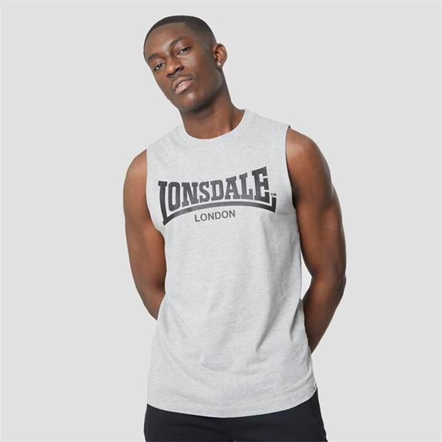 Lonsdale Essentials Tank Vest