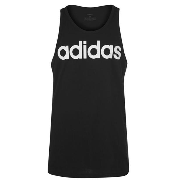 adidas Linear Logo Vest Mens