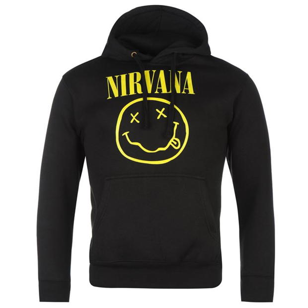 Official Official Nirvana Hoodie Mens