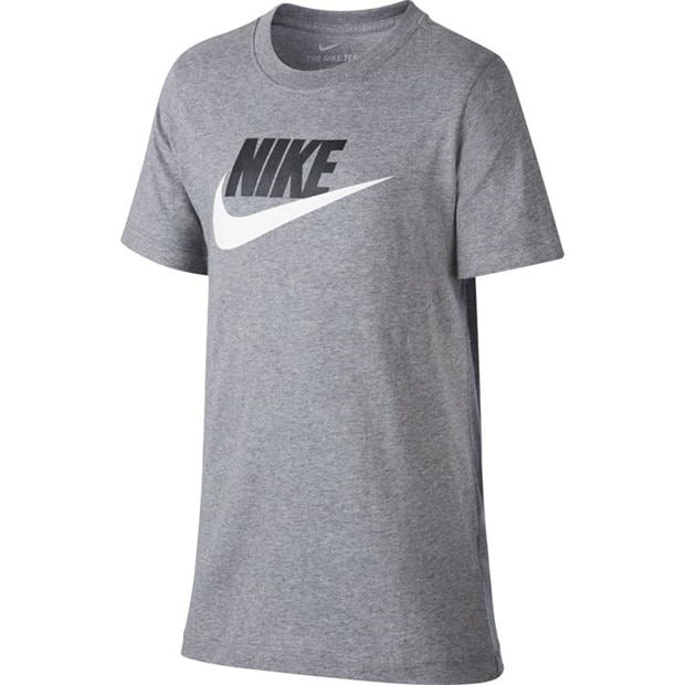 Nike Swoosh Just Do It T Shirt Junior Boys