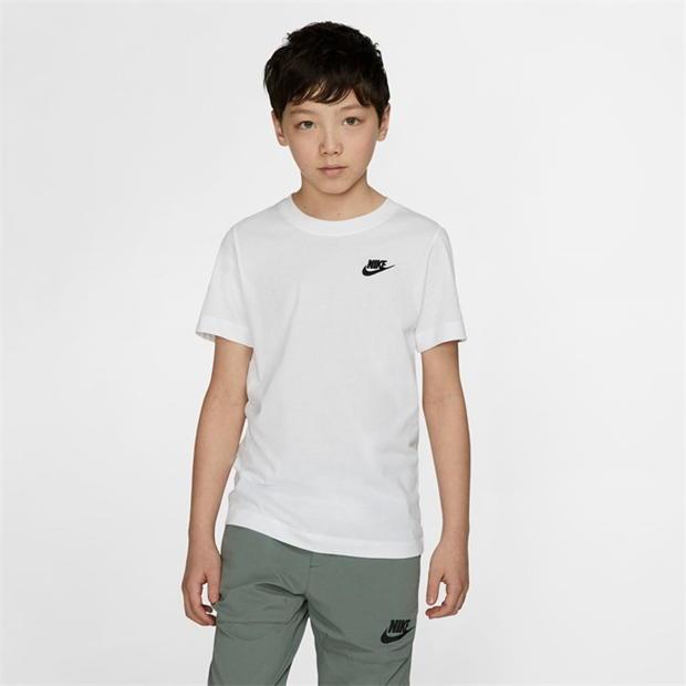 Nike Futura T Shirt Junior Boys