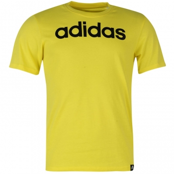 SALE: 30% скидки от стоимости! adidas Linear Logo T Shirt Mens 2 XXL