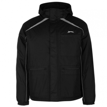 Slazenger Panel Jacket Mens XXXL