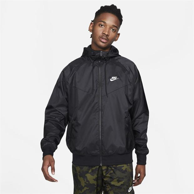 Nike Sportswear Heritage Essentials Windrunner Men's Hooded Jacket