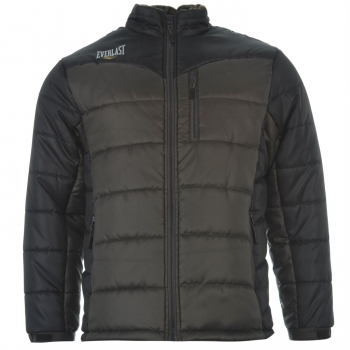 Everlast Padded Jacket Mens (L)
