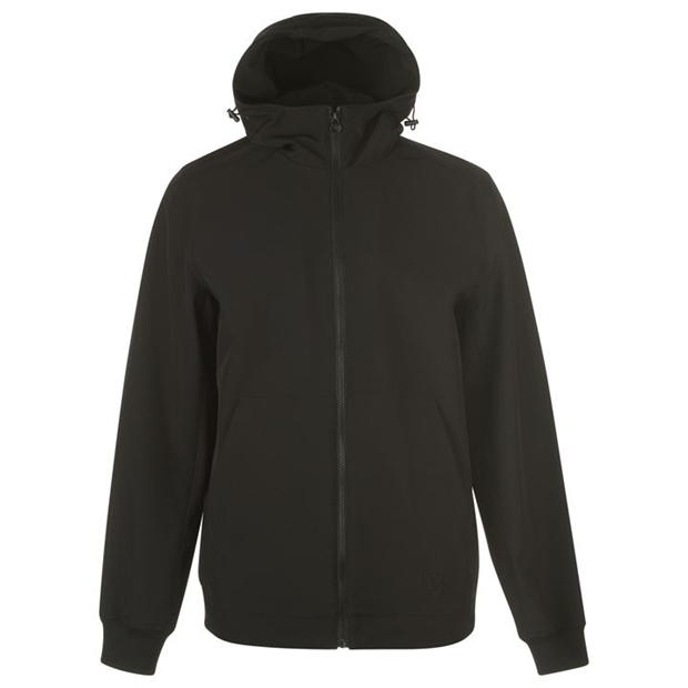 Fabric Softshell Jacket Mens