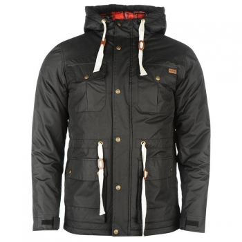 Lee Cooper Padded Parka Mens (M)