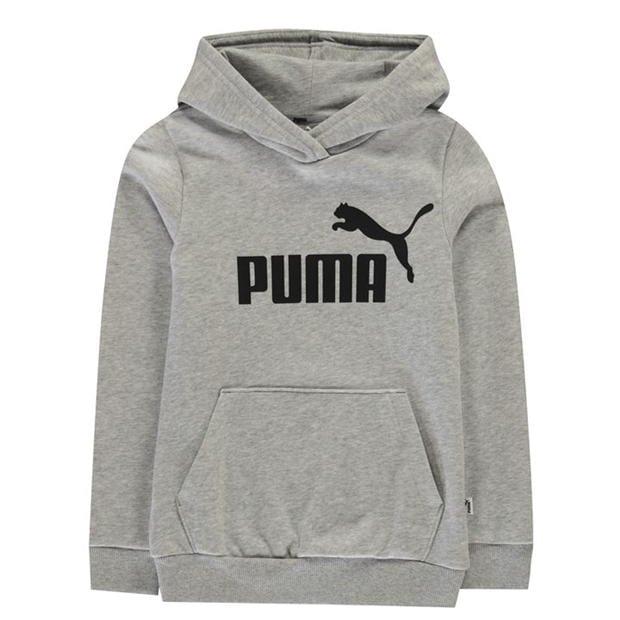 Puma Logo Hoodie