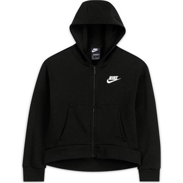 Nike Sportswear Full-Zip Hoodie Junior Girls